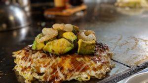 okonomiyaki japon