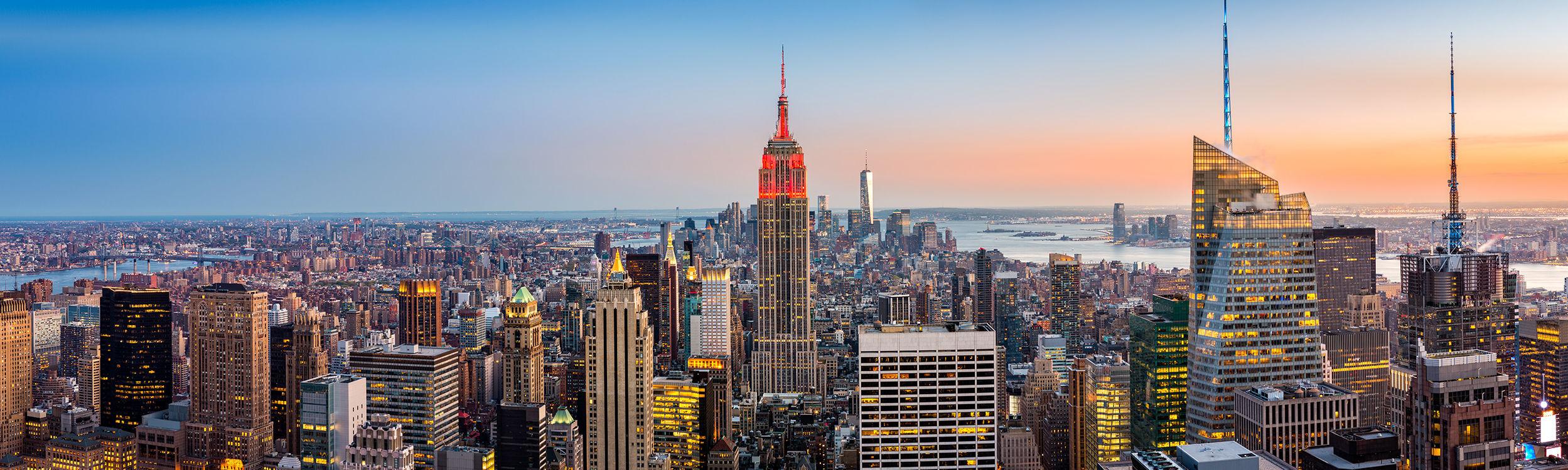 New-York City Skyline